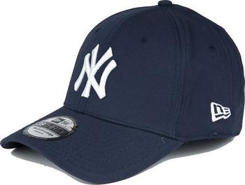 af27e253667 New Era Cap 39Thirty Major League Baseball Basic New York Yankees modrá bílá  L . Kšiltovka ...