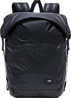 deb3ff7eb6 Vans Fend Roll Top Backpack Black