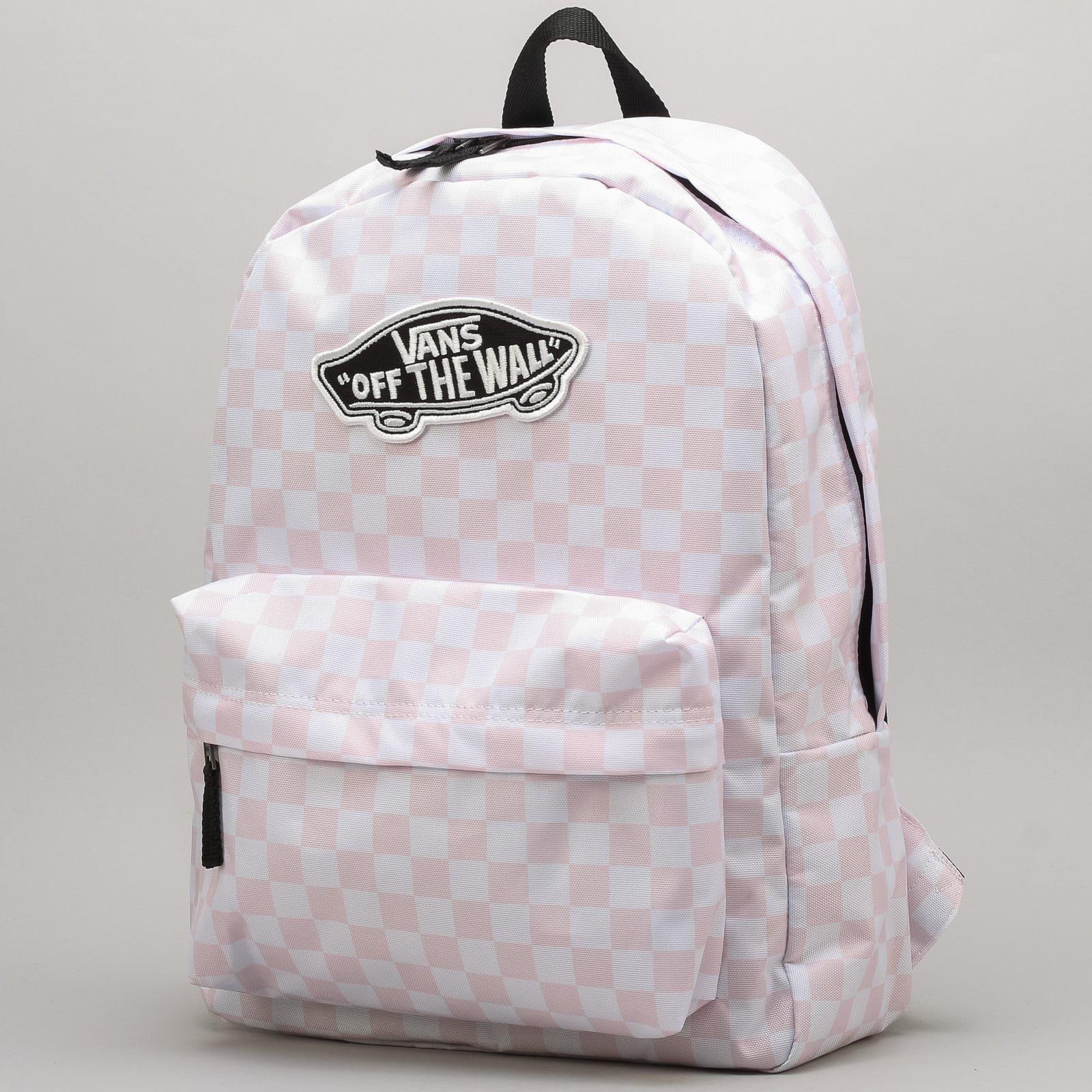 Vans Realm Backpack 22 l růžový od 791 Kč • Zboží.cz eca0a1d9dc