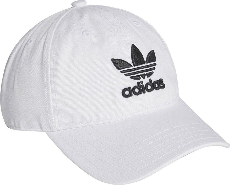 397d33fb343 Adidas Trefoil Classic Cap BR9720 bílá od 499 Kč • Zboží.cz