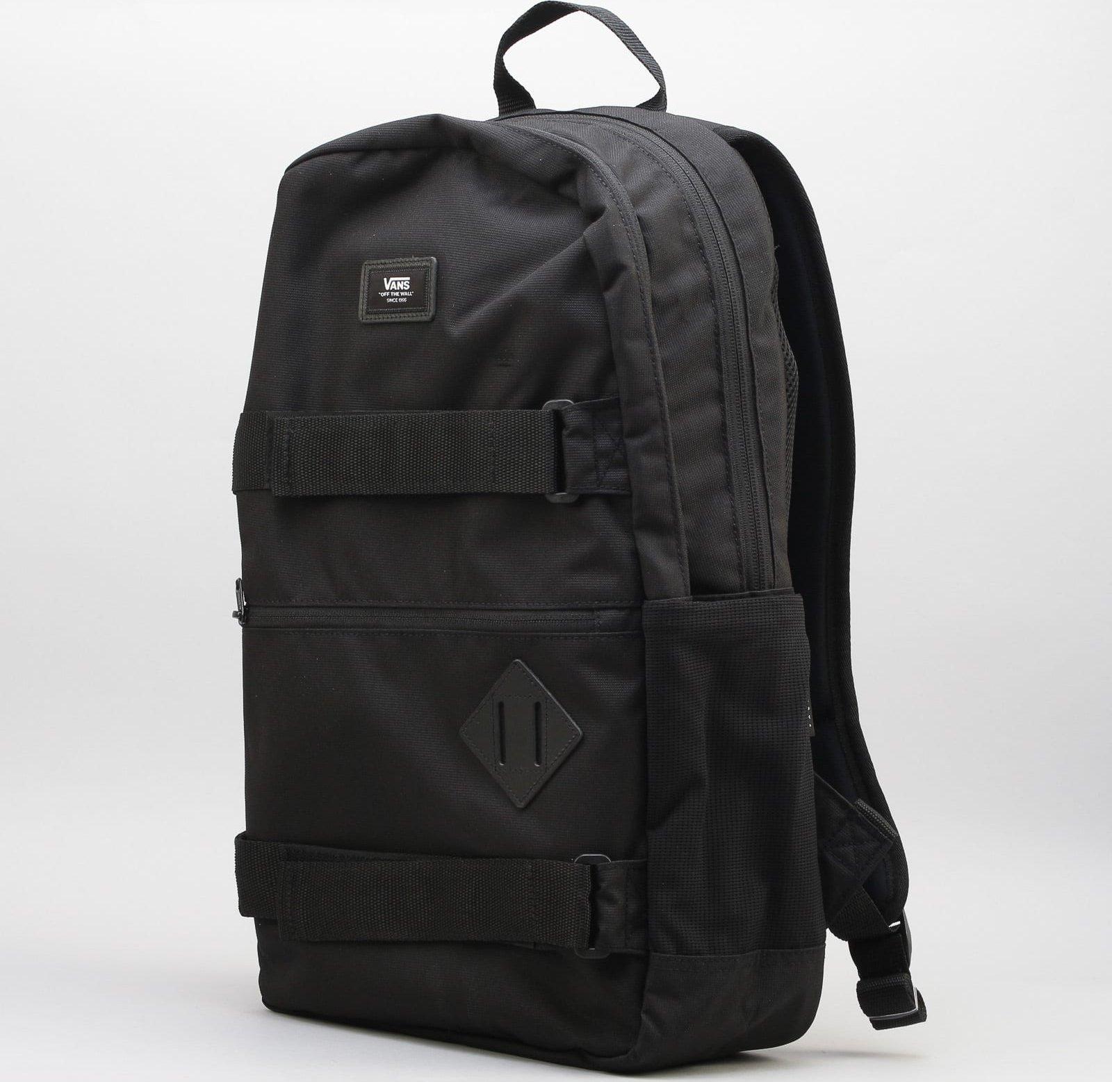 VANS Authentic III Skatepack černý od 1 450 Kč • Zboží.cz 8b6364da67
