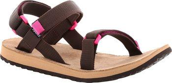 502862d78e3b Source Urban Women s Leather brown pink. Neuvěřitelně pohodlné dámské  sandále ...