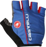 cyklistické rukavice Castelli Circuito rukavice modré červené 8a9d1521a0