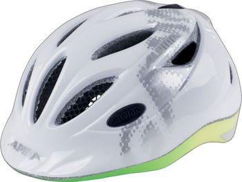 Alpina Gamma 2.0 Flash bílá duha. Alpina Gamma je dětská helma na kolo ... 6869c92ea7c