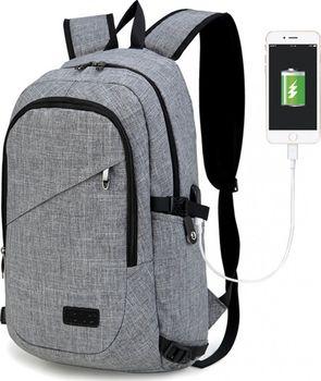 Kono moderní elegantní batoh s USB portem od 827 Kč • Zboží.cz 7b2fbf43e0