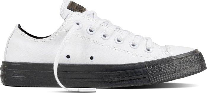 Converse Chuck Taylor All Star Ox White Almost Black od 1 150 Kč • Zboží.cz f53fe94295