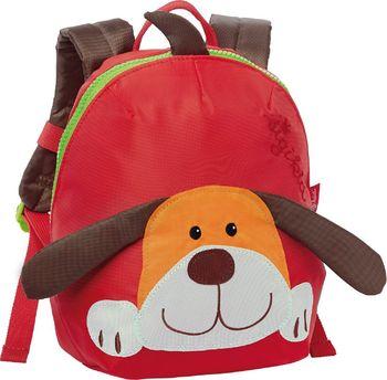 fd105e49025 Sigikid dětský batoh pro nejmenší Pejsek. Dětský kvalitní batoh pro nejmenší  děti.