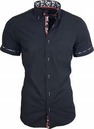 05e3b42206b Pánské košile s krátkým rukávem a Binder de Luxe • Zboží.cz