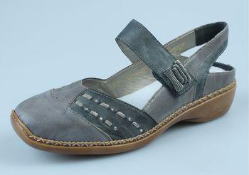 Dámské sandály Rieker • Zboží.cz 26acc622a9