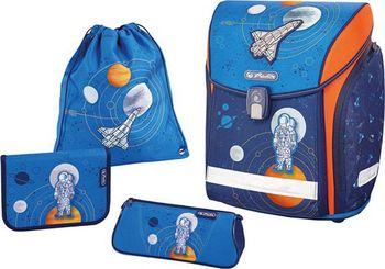Herlitz Midi Vesmír vybavená. Nepromokavý školní batoh ... 01ba53b35a