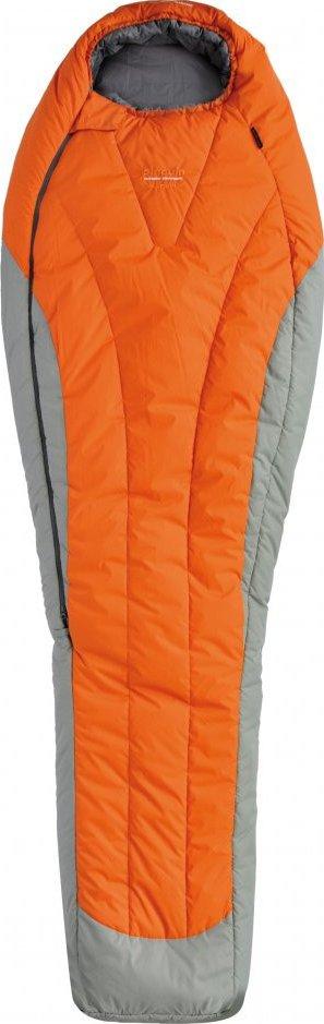 in Orange Pinguin Schlafsack Expert 195 cm