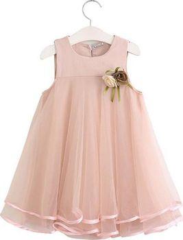88fd7fd080a8 růžové letní šaty dětské sváteční slavnostní…