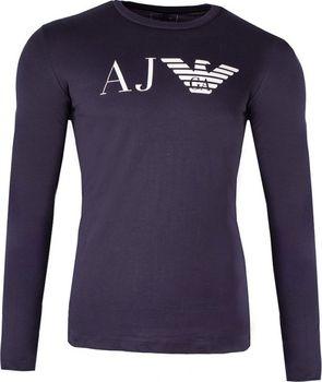 ARMANI JEANS pánské tričko s dlouhým rukávem… 8827fed95f1