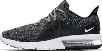 Nike Air Max Sequent 3 Black Dark Grey White od 1 890 Kč • Zboží.cz 03cf961060