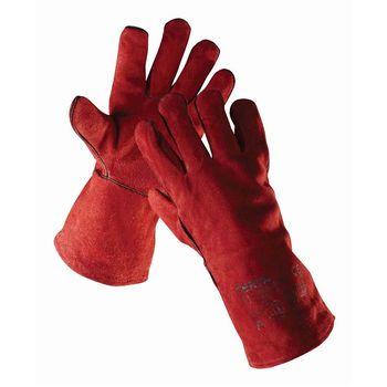 Červa Sandpiper Red svářecí rukavice od 70 Kč • Zboží.cz 659e99382c