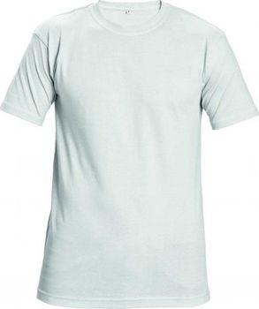 e6282ae202fc Červa Garai bílé. Bavlněné triko Garai s krátkým ...