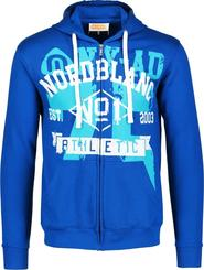 b7bafa77902 pánská mikina Nordblanc Athletic NBSMS5611 tmavě modrá