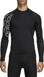 Pánská trička s dlouhým rukávem a adidas • Zboží.cz e55fdba7089