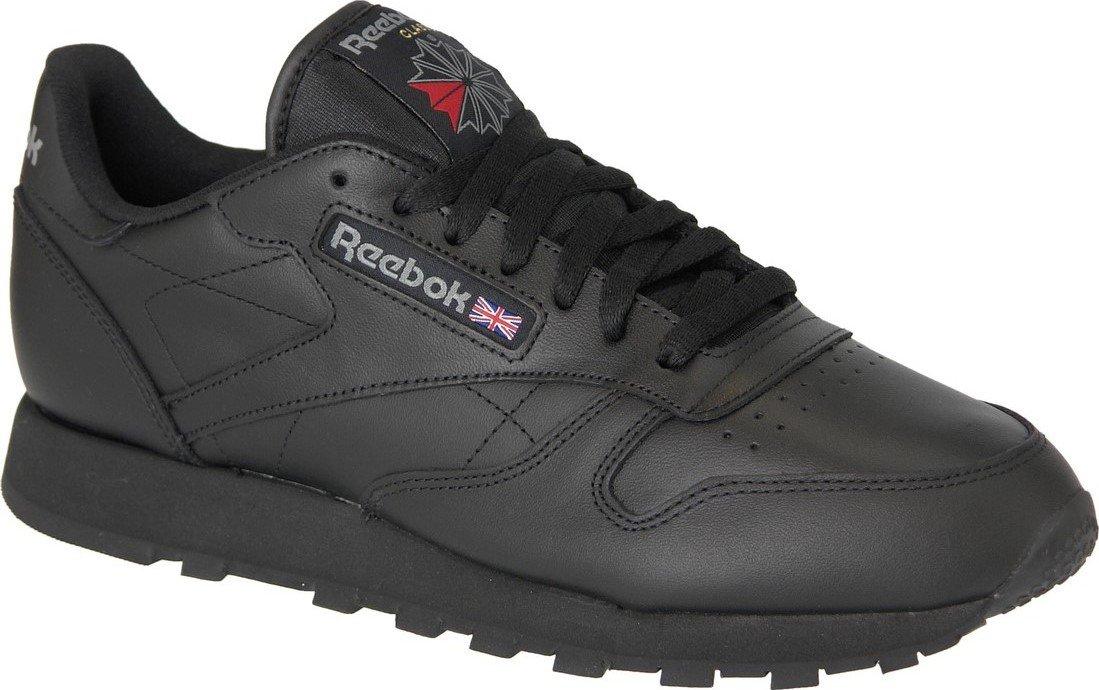 bbc8e0e78d0 Reebok Classic Leather Intense Black od 1 390 Kč • Zboží.cz