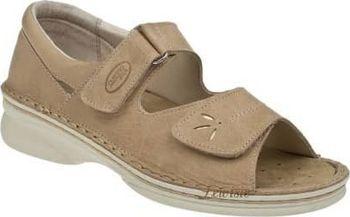 297ee11fd69bf -Orto Plus 1504-02 Dámské sandály plná pata…