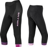 cyklistické kalhoty Kellys Maddie černé růžové c1d22e9a39