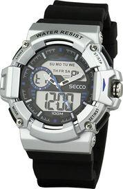 Sportovní hodinky Secco • Zboží.cz 84bcf54cd8c