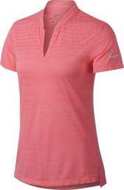 7c826859cdeb dámské tričko NIKE Zonal Cooling Polo růžové L