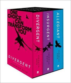 divergent divergent saga
