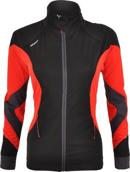 Silvini Serrone WJ1102 Black Red. Dámská sportovní lehká softshellová bunda  ... 9afaca1386a