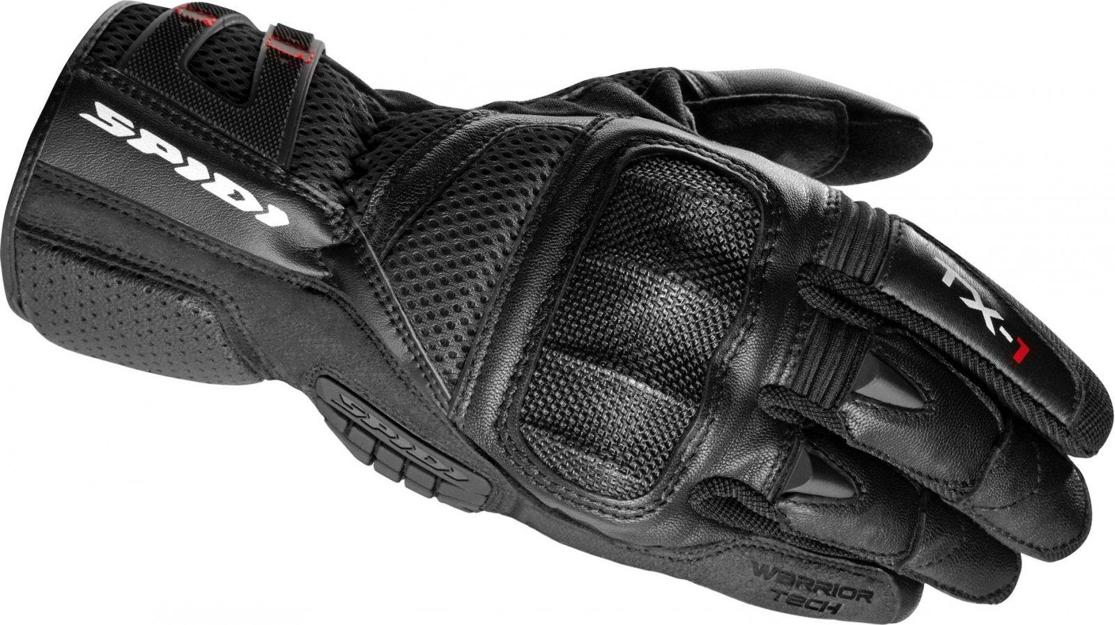 Spidi TX-1 rukavice černé L od 2 456 Kč • Zboží.cz 494b1b16fa