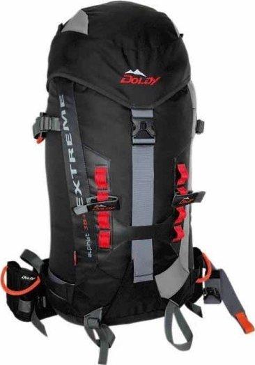 Doldy Alpinist Extreme 28+ černý šedý od 2 390 Kč • Zboží.cz e73541f016