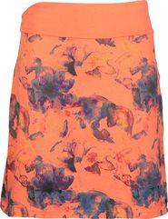 93893f5cc04f dámská sukně Sam 73 Edna LSKL128 oranžová