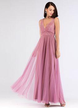 885ef82a990b Dámské elegantní dlouhé šaty Ever Pretty…