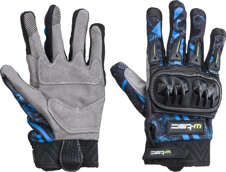 W-Tec NF-5350 moto rukavice modré od 590 Kč • Zboží.cz c650beba4b