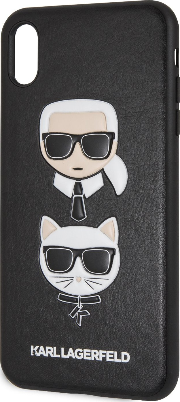 Karl Lagerfeld Karl and Choupette pro Apple iPhone 6.5 černé od 407 Kč •  Zboží.cz 67c0cd7f574