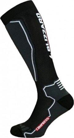 Blizzard Compress 85 Ski Socks Black Grey od 297 Kč • Zboží.cz 7ccb48329a