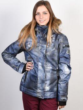 Rehall JESSIE-R-fur blue denim used zimní… 21d4fe462e