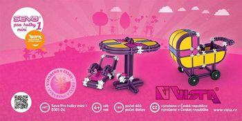 Vista Seva Mini Pro holky 1 od 261 Kč • Zboží.cz 59c2068a5e