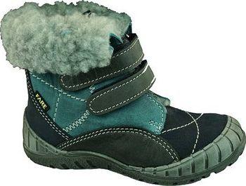 6b33f7bb4d2 Chlapecká zimní obuv FARE • Zboží.cz