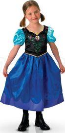 00c9fe8594ea Rubies Frozen Disney kostým Princezna Anna classic Dětská M