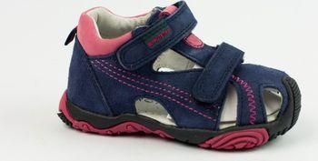 f95834d6e673 PROTETIKA dětský sandál LARIS fuxia