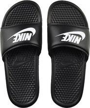 pánské pantofle NIKE Benassi JDI černé bílé be31d0c8c0