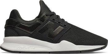 9085108283e New Balance WS247UC černá. Černé dámské nízké tenisky ...