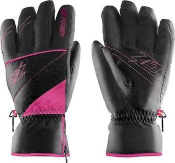 5f57aa2aace dětské lyžařské rukavice Zanier gore-tex…