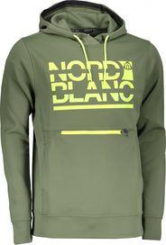 pánská mikina Nordblanc Rust NBSMS6706 zelený sad 1dd873d5fa