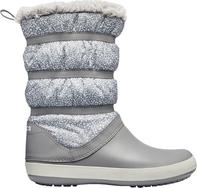 Crocs Crocband Winter Boot šedé 37-38 e93cde027b