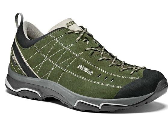 fef9771b260 Asolo Nucleon A750 zelená stříbrná od 3 499 Kč • Zboží.cz
