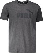 4f051084c9c pánské tričko Puma Ess+ Heather Tee tmavě šedé