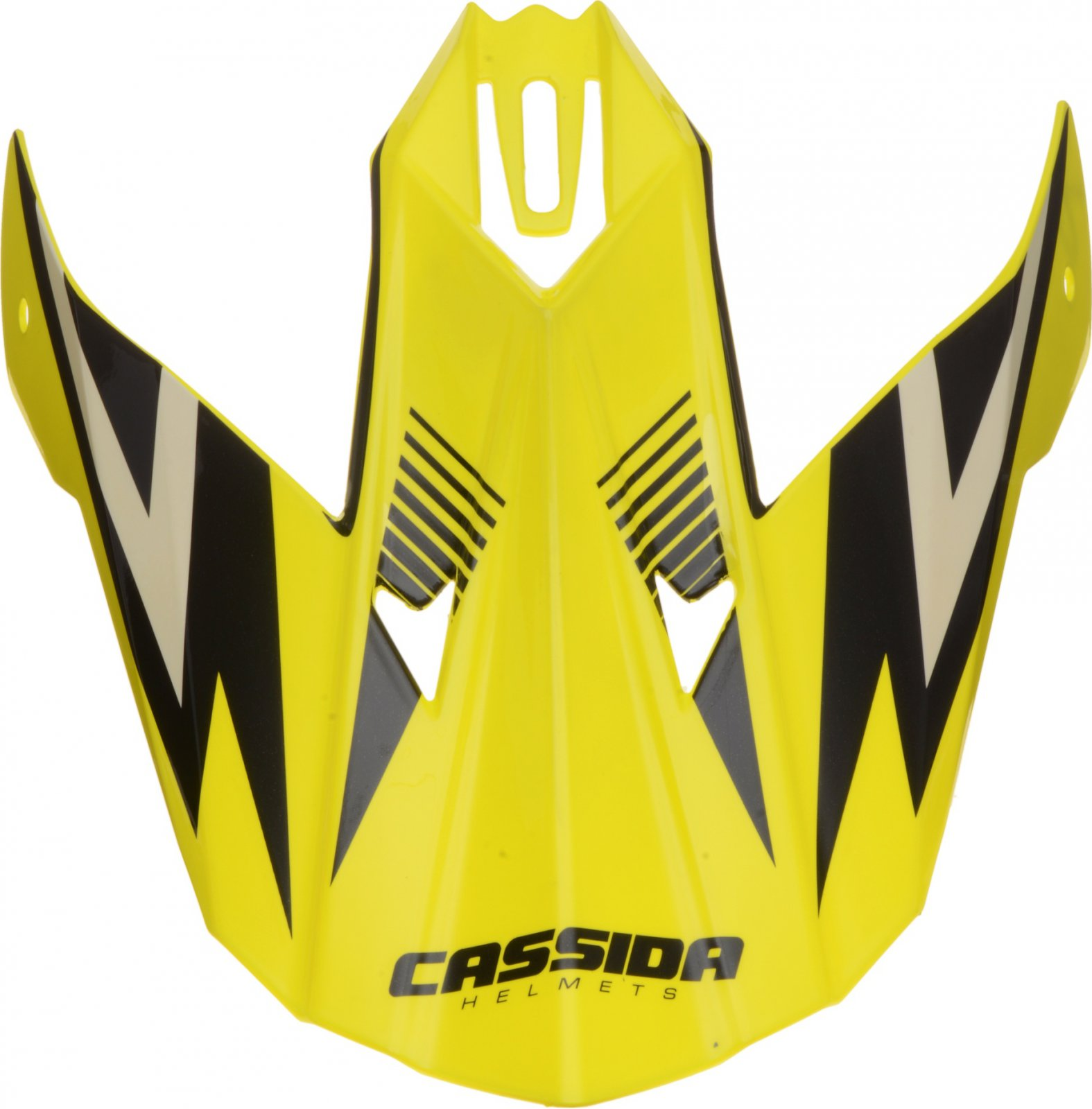 23f0df2e78e Cassida Cross Cup kšilt bílý perleť žlutý fluo černý od 484 Kč • Zboží.cz