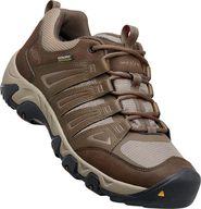 57517ed98bb pánská treková obuv Keen Oakridge WP M Cascade Brown Brindle 42